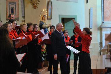 Coro Mavarta + solista Rivalta 2013