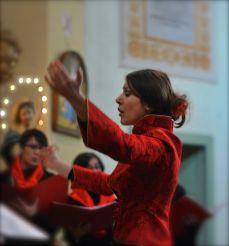 Silvia Perucchetti - direttore 2013